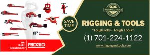 services rigging and tools