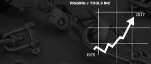 our history at rigging and tools