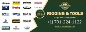 rigging and tools news