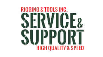 service-and-support-rigging-and-tools